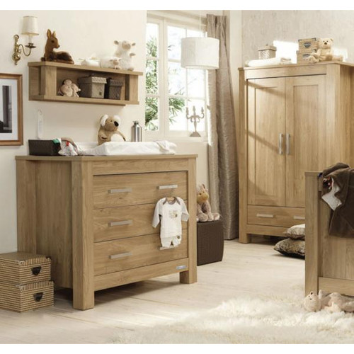 Babystyle Bordeaux Furniture - 4 Piece Room Set