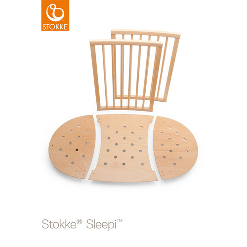 Stokke® Sleepi™ Bed Extension Kit - Natural