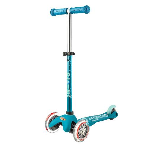 Micro Mini Deluxe Scooter - Aqua