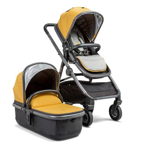 Ark Travel System - Mustard