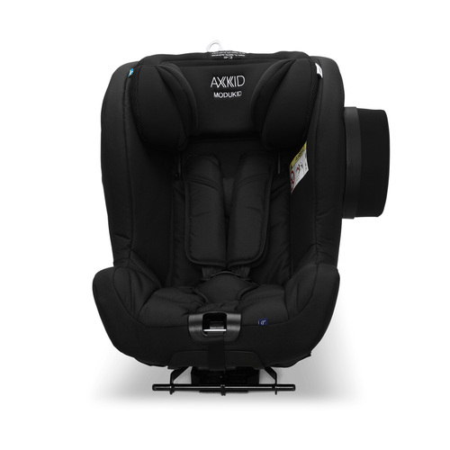 Axkid Modukid i-Size Toddler Car Seat + Isofix Base - Black