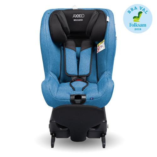 Axkid Modukid i-Size Toddler Car Seat + Isofix Base - Petrol