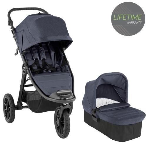 Baby Jogger City Elite 2 + Carrycot - Carbon