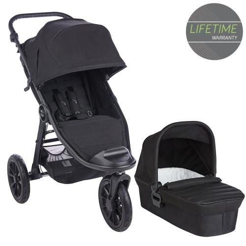Baby Jogger City Elite 2 + Carrycot - Jet