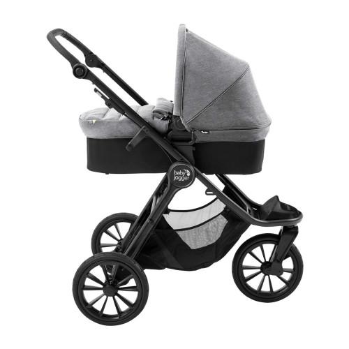 Baby Jogger City Elite 2 + Carrycot - Slate