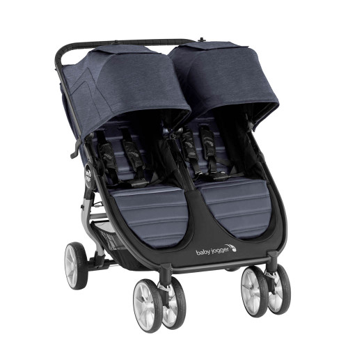 Baby Jogger City Mini 2 Double - Carbon