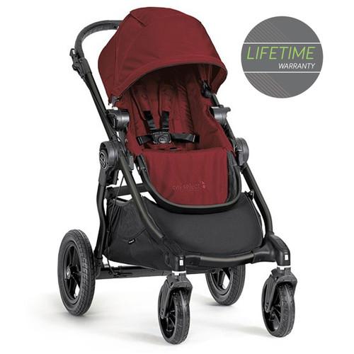 Baby Jogger City Select - Garnet