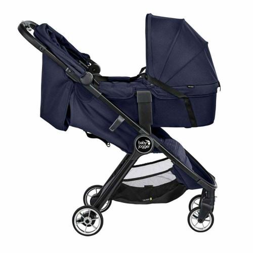 Baby Jogger City Tour 2 + Carrycot - Seacrest - carrycot mode