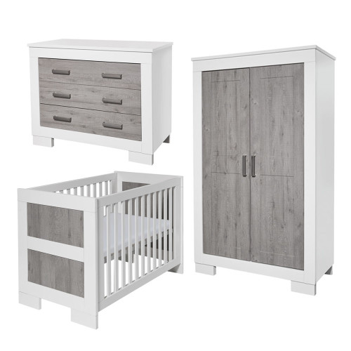Babystyle Chicago Furniture 3 Piece Room Set