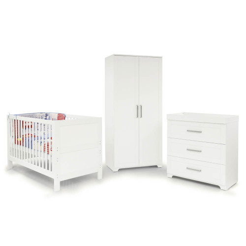 Babystyle Monte Carlo Furniture 3 Piece Room Set