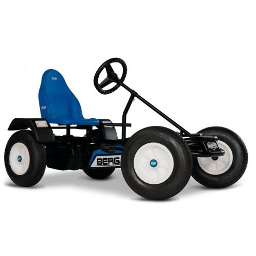 BERG Classic Go-kart - Extra Blue BFR