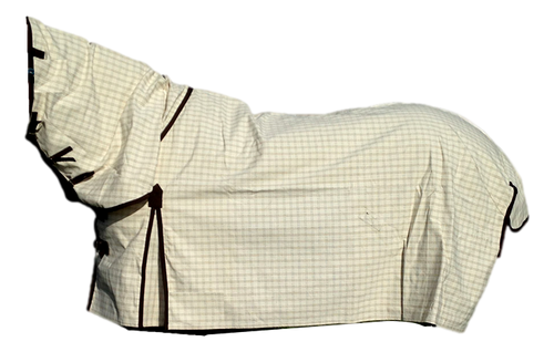 Heavy Cotton Combo Horse Rug 440GSM