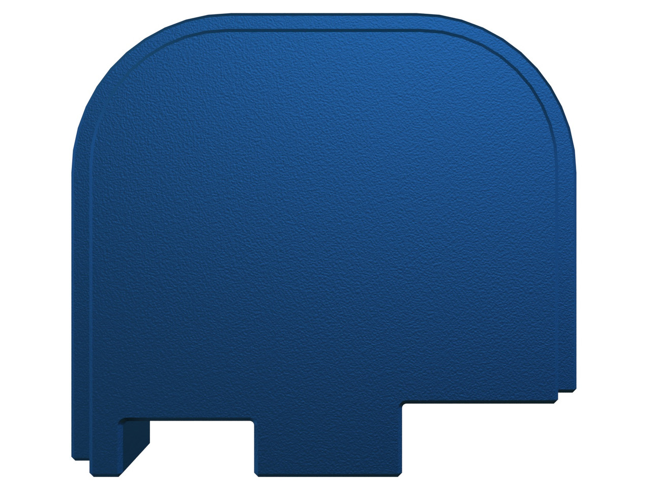 Rowe Tactical Glock Rear Slide Cover Plate G43 G43x G48 - Blue