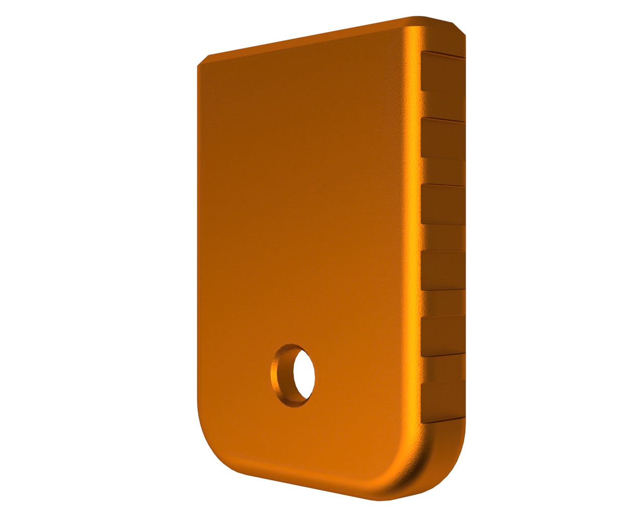 Rowe Tactical Glock Gen 1-5 Magazine Base Plate - Copper - (Straight)