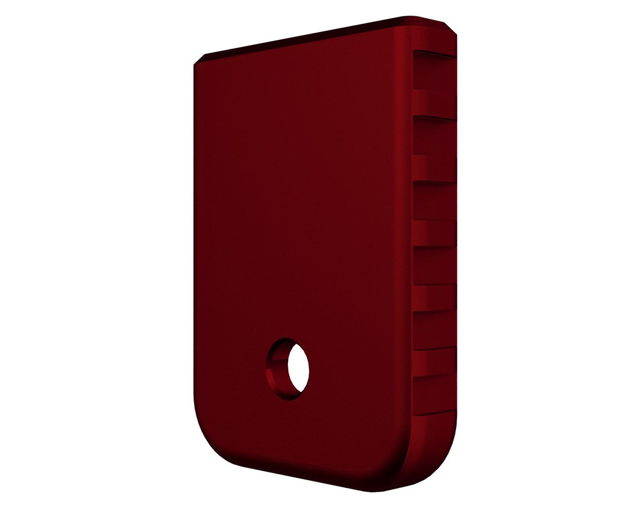Rowe Tactical Glock Gen 1-5 Magazine Base Plate Red (Straight)