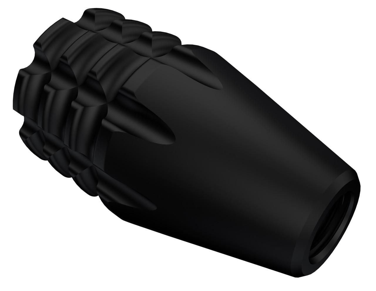 "Rowe Tactical Remington 700 Bolt Knob B 5/16""-24 - Black Hard Anodized T6 Aluminum"