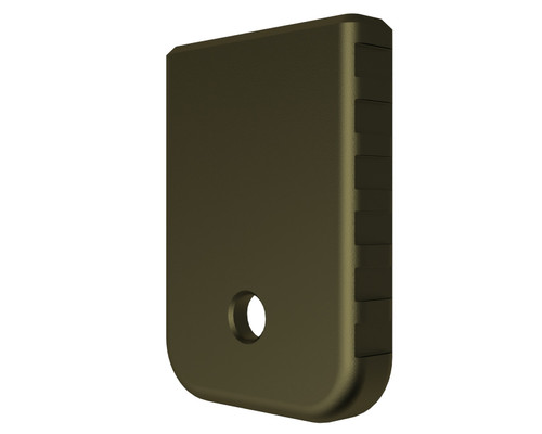 Rowe Tactical Glock Gen 1-5 Magazine Base Plate - Olive Drab - (Straight)