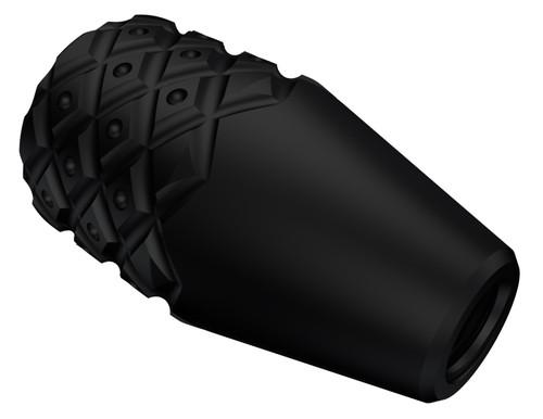 "Rowe Tactical Remington 700 Bolt Knob F 5/16""-24 - Black Hard Anodized T6 Aluminum"