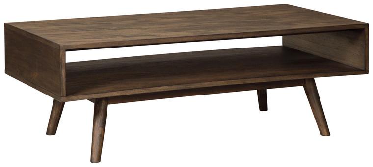 Kisper Coffee Table | Dark Brown | T802-1