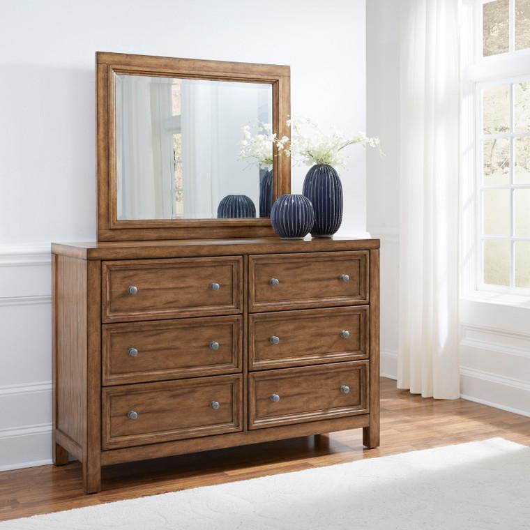 Tuscon Dresser with Mirror | 5420-74