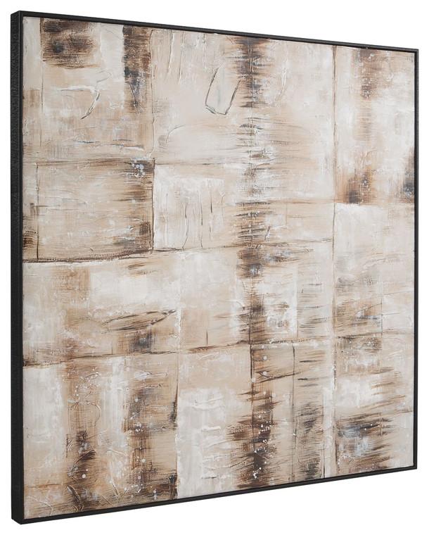 Jovia Wall Art | Tan/Brown | A8000294