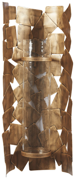 Jailene Wall Sconce | Antique Gold | A8010187
