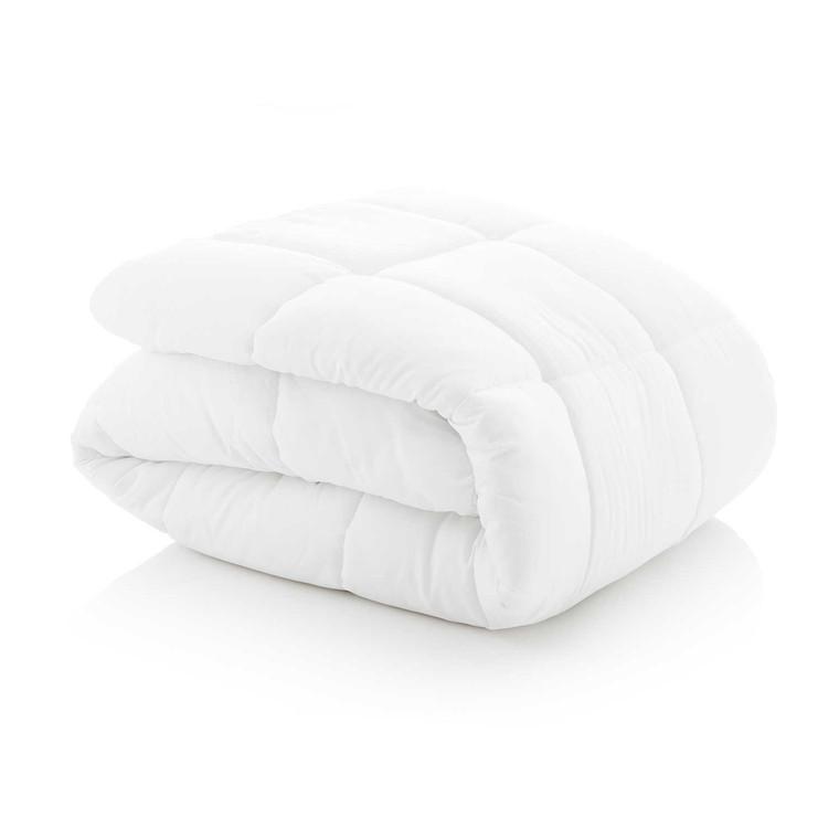 Down Alternative Microfiber Comforter Twin