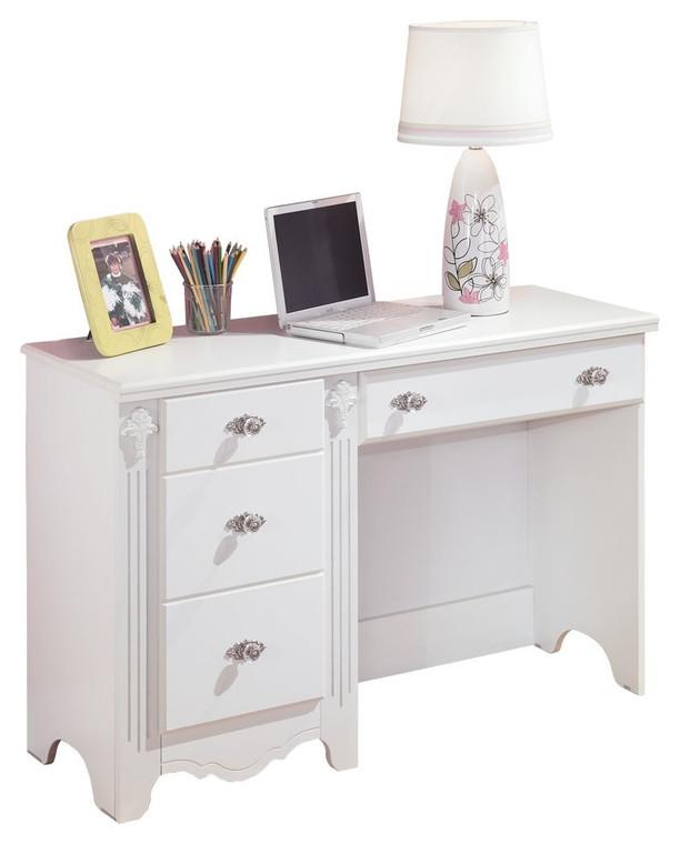 Exquisite Bedroom Desk | White | B188-22