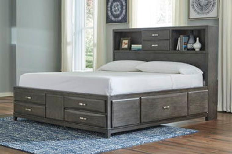 Caitbrook Full Storage Drawers | Gray | B476-74