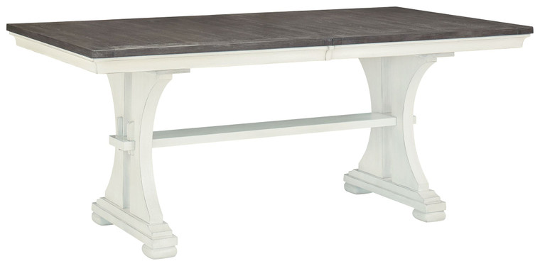 Nashbryn Dining Room Table | Two-Tone | D763-45