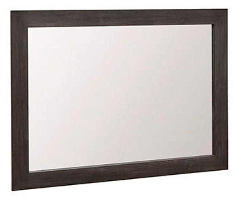Paxberry Bedroom Mirror | Black | B381-36