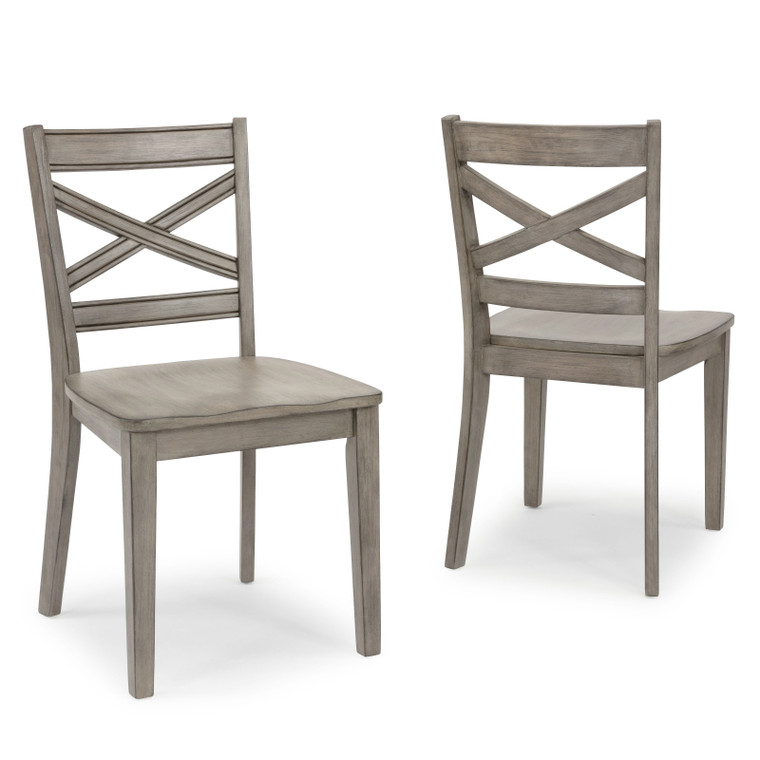 Walker Chair (Set of 2) | 5525-80