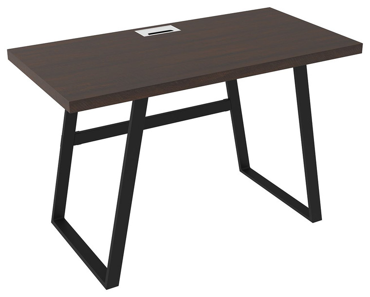 Camiburg Home Office Small Desk   Warm Brown   H283-10