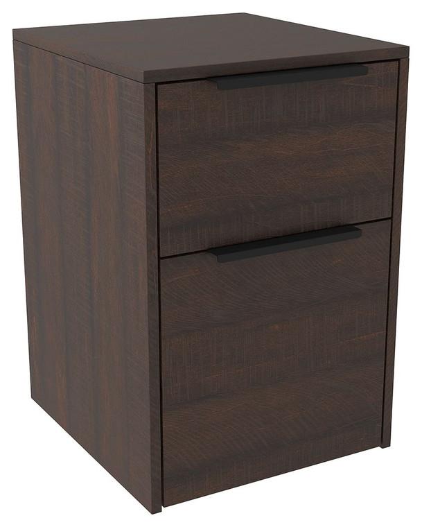 Camiburg File Cabinet | Warm Brown | H283-12