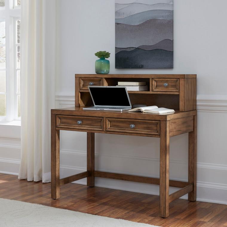 Tuscon Desk with Hutch | 5420-162