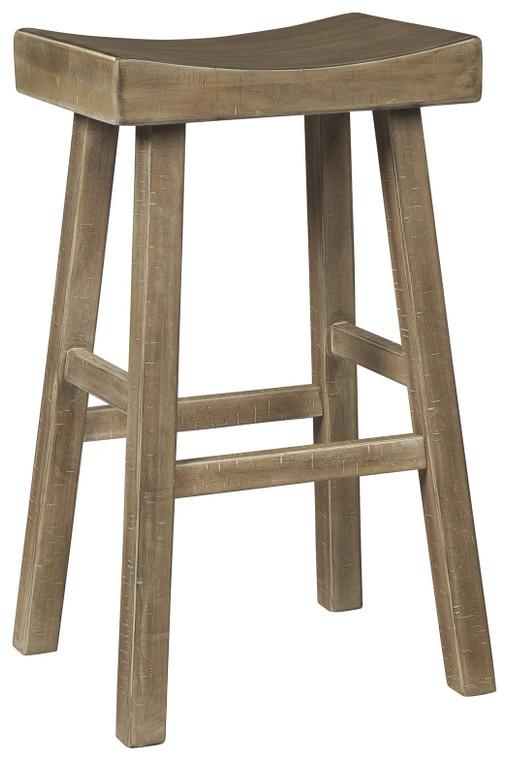 Glosco Tall Stool (Set of 2) | Natural | D548-630
