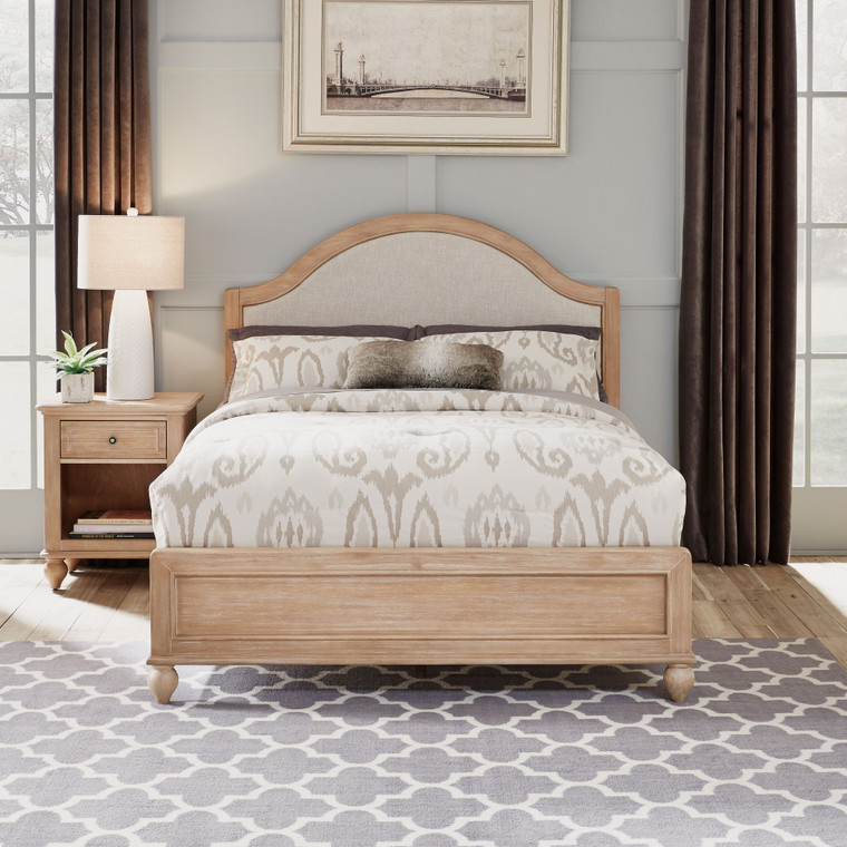 Claire Queen Bed and Nightstand | 5170-5020