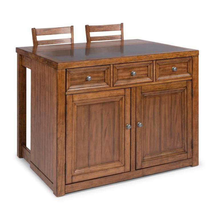 Tuscon 3 Piece Kitchen Island Set | 5420-948Q
