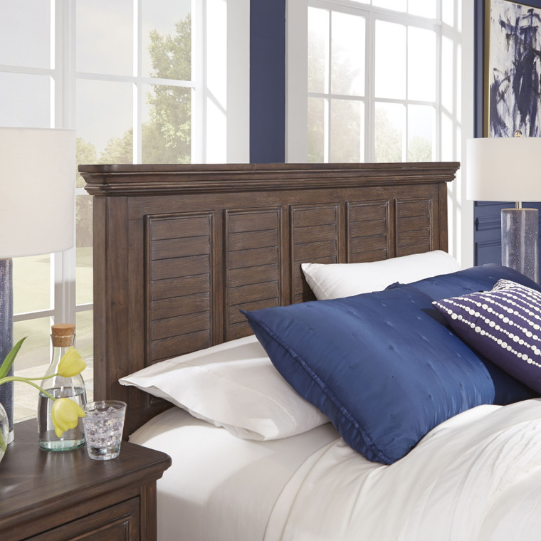Marie Queen Bed, Nightstand and Chest | 5503-5021