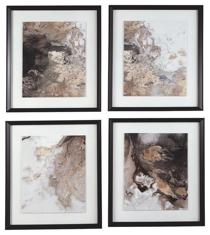 Hallwood Wall Art (Set of 4) | Multi | A8000306