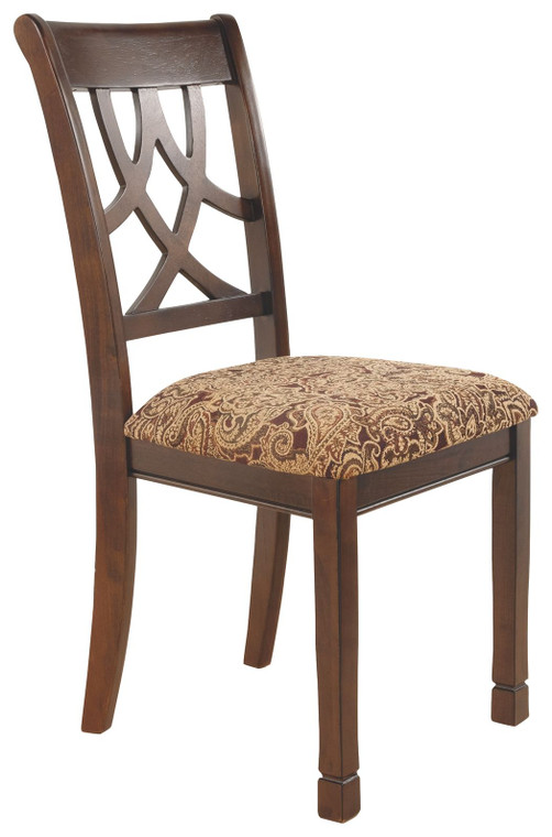 Leahlyn Dining Side Chair | Medium Brown | D436-01S