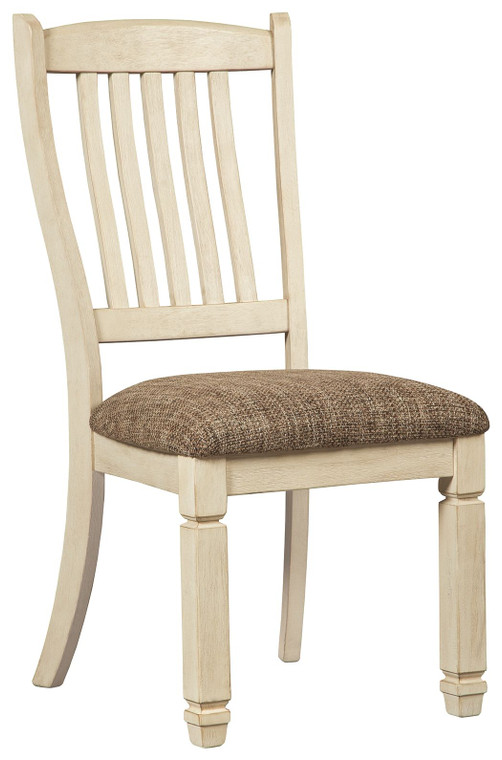 Bolanburg Dining Side Chair | Two-Tone | D647-01S