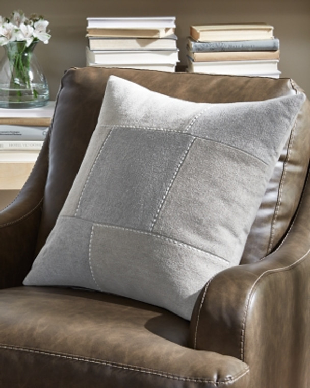 Lareina Pillow | Gray/Tan | A1000981P