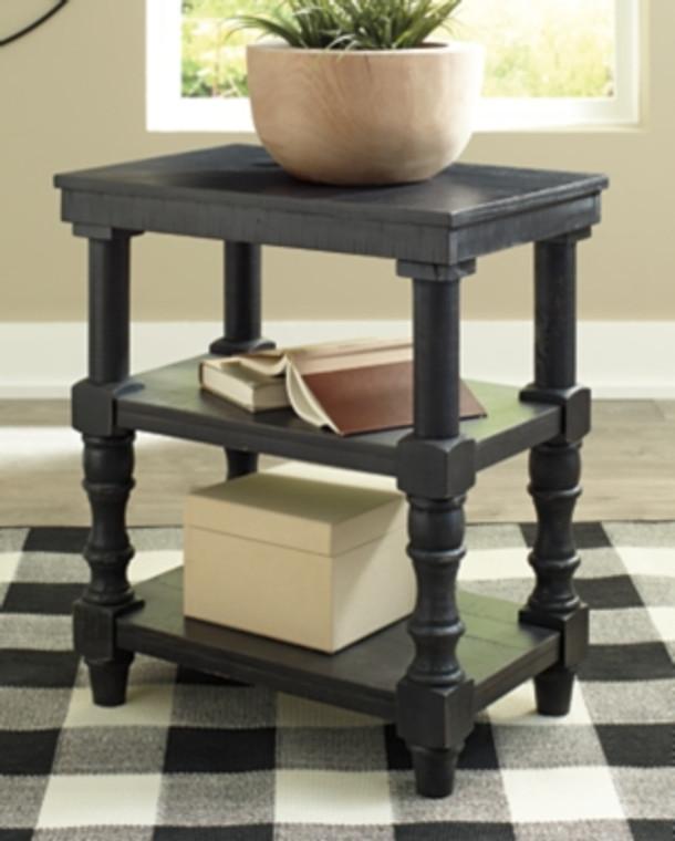 Dannerville Accent Table | Antique Black | A4000277