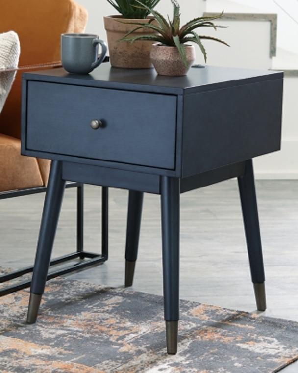 Paulrich Accent Table | Antique Blue | A4000297
