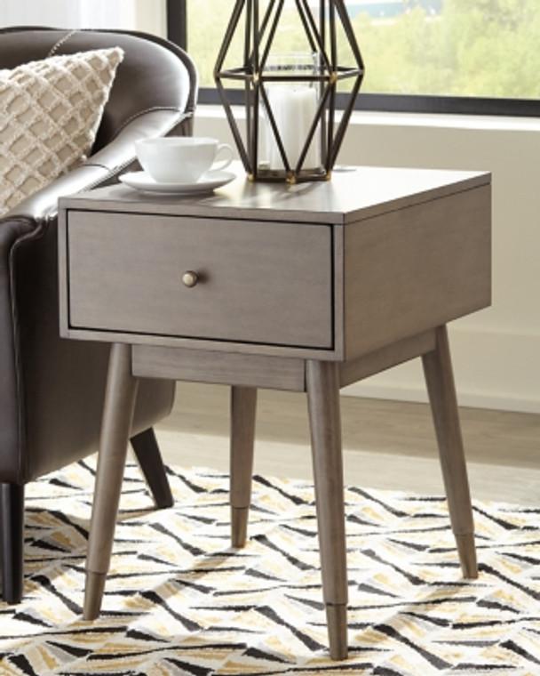 Paulrich Accent Table | Antique Gray | A4000298