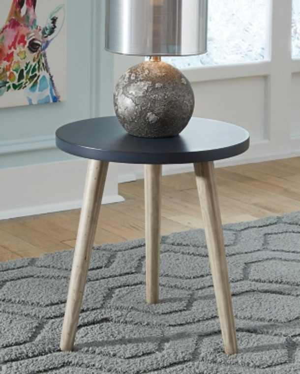 Fullersen Accent Table | Blue | A4000345