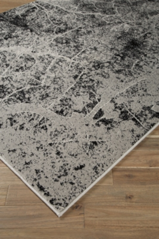 Cailey 5' x 7' Rug | Black/Cream/Gray | R403382