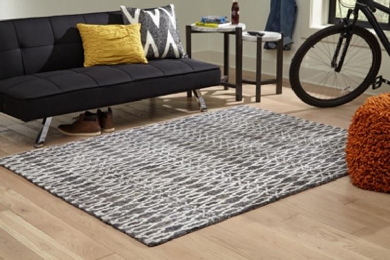 Esmee Medium Rug | Ivory/Brown/Gray | R403412