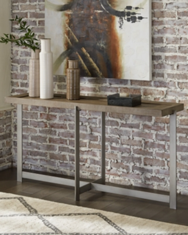 Krystanza Sofa Table | Bisque | T944-4